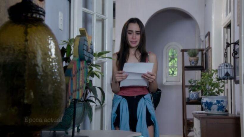 Capítulo 33: Lola recibe una carta de Patricia