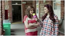 Brisa Carrillo entrevista a Steph, quien debuta como villana