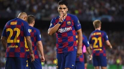 El Barcelona ha ganado los cuatro juegos en casa jugados contra el Inter. Esta escuadra vuelve al Camp Nou de nuevo.