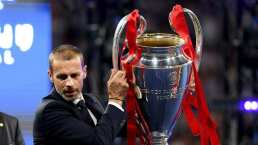 UEFA ya tiene fecha límite para acabar la Champions League
