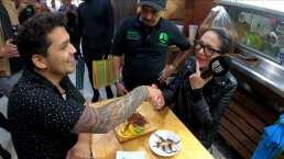 Montse & Joe: Yolanda Andrade cumple reto de Christian Nodal