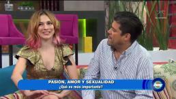 Pasión, amor y sexualidad ¿Qué es más importante?