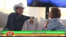 ENTREVISTA: Julión Álvarez abre su corazón y habla sobre el proceso legal que enfrentó en 2017