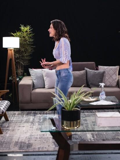 El productor José Alberto Castro está preparando su nueva telenovela que llevará por nombre 'La Desalmada', por eso, está realizando pruebas en los foros de Televisa San Ángel para seleccionar a su elenco. A continuación, te compartimos imágenes exclusivas.