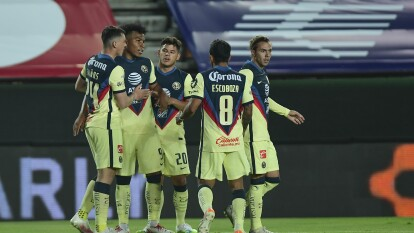 América se roba los puntos en su visita al Pachuca y suma su primer victoria en el Guard1anes 2020 de la Liga BBVA MX.