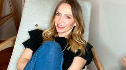 Erika Zaba muestra las increíbles prendas que compró en el tianguis