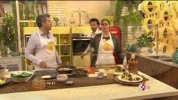 Cocina Chef Oropeza Hoy 11 noviembre 2014