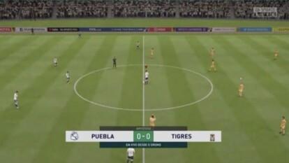 Eduardo Herrera comenzó con el pie derecho y logró mantener en ceros su puerta en la victoria 1-0 sobre los Tigres de Nahuel Guzmán.