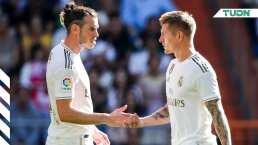 ¡Hospital en el Real Madrid! Kroos y Bale causan baja