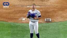 Víctor González, una historia de sacrificio en la MLB