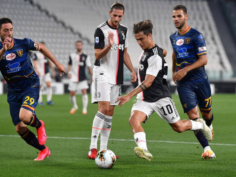 Juventus v US Lecce - Serie A