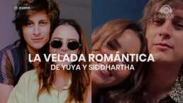 Video: Así fue la noche romántica de Yuya y Siddhartha