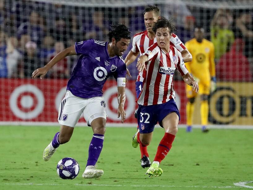 2019 MLS All-Star Game: MLS All-Stars v Atletico Madrid