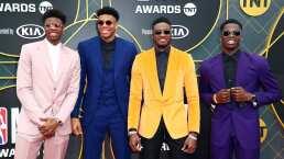 Los Antetokounmpo van de de la NBA al Madden21