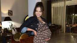 Yuya reaparece en redes y deja ver un poquito de su bebé Mar