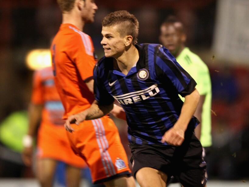 Inter Milan U19 v Marseille U19 - NextGen Series Semi Final