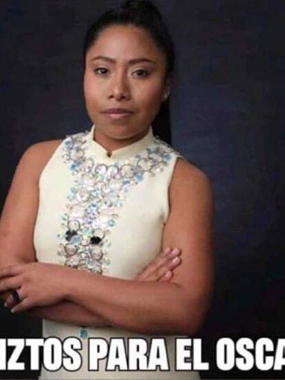 Yalitza Aparicio no se llevó el Oscar a 'Mejor Actriz', pero se ganó el corazón de los mexicanos.