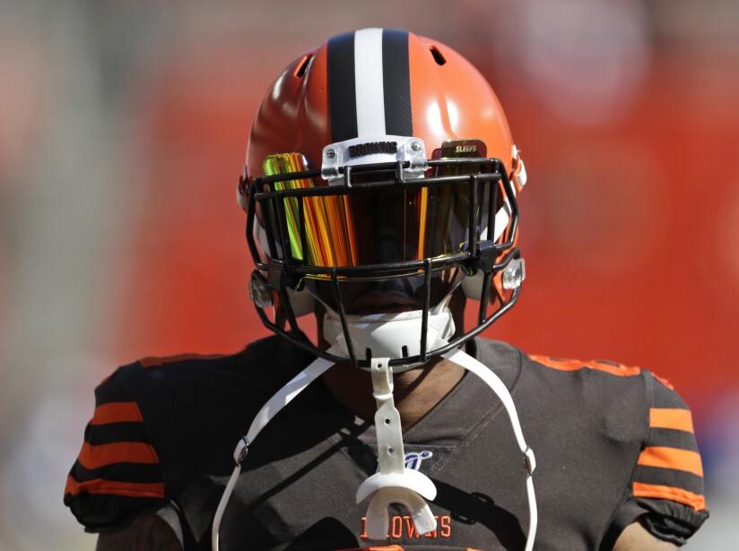 Seahawks Browns Football