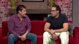 Eduardo Yáñez se confiesa con los 'Miembros' y revela sus secretos mejor guardados