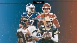 Líderes en touchdowns durante 2020 van por el Vince Lombardi