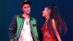 Ariana Grande recibió un limonazo en Coachella