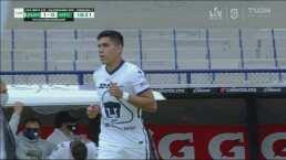 ¡Hay un debut! Emanuel Montejano recibe una oportunidad con Pumas