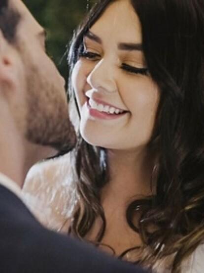 Yuridia y Matías Aranda, su mánager, se casaron este fin de semana en un jardín de Tepoztlán, Morelos.