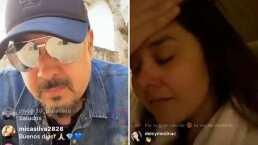 '¡Es un juego!': Pepe Aguilar aconseja a Yuridia tras anuncio de retiro