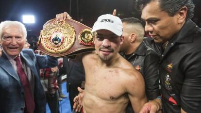 Juan Manuel Márquez será inmortalizado en el Salón de la Fama del Boxeo en Canastota, Nueva York como parte de los inducidos en el 2020.