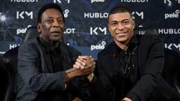 Lanzan documental inédito de Pelé