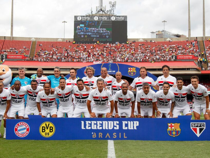 Legends Cup Brazil 2019