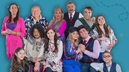 El elenco de 'Una Familia de 10' no olvida el buen humor y aseguran que el miedo no anda en burro