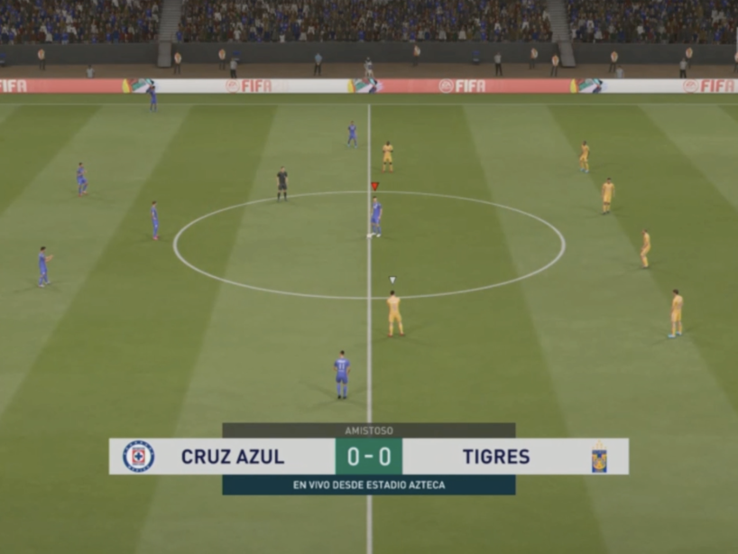 eLiga MX, Cruz Azul vs Tigres, 3.png