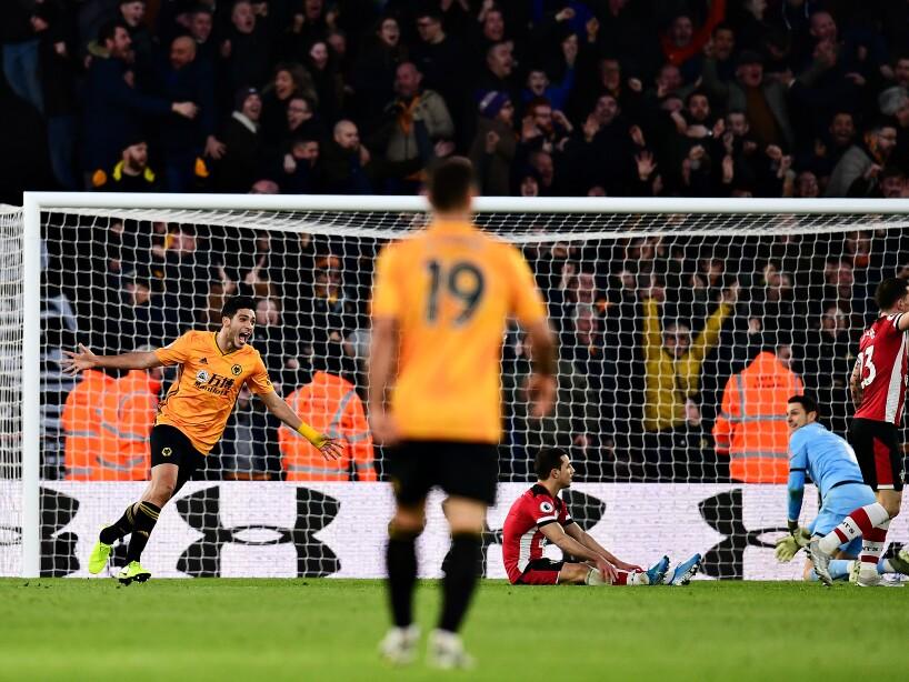 Southampton FC v Wolverhampton Wanderers - Premier League