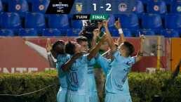Resumen | Mazatlán da la campanada al derrotar 1-2 a Tigres
