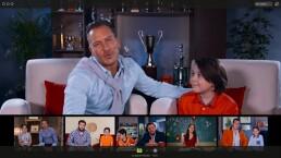 Paul Stanley vs. Salvador Zerboni: Los actores protagonizan guerra de papás en 'Mi querida herencia'
