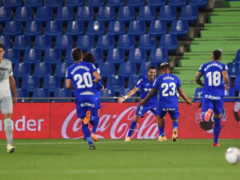 Getafe CF v Real Betis - La Liga Santander