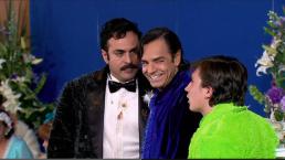 Ludovico arruina lo boda de Régulo