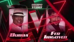 ¡Bubba y Fer se enfrentan en los Knockouts!