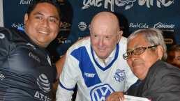 Los Campeonísimos del Puebla celebraron el aniversario 75 del club