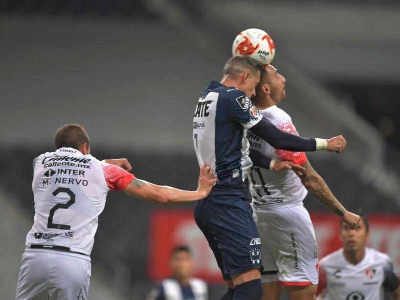 Monterrey v Atlas - Torneo Guard1anes 2020 Liga MX