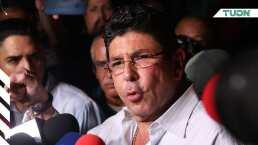 Fidel Kuri amenaza con abrir investigación contra la Femexfut