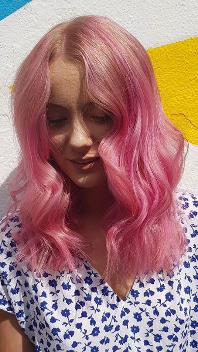 La tendencia de cabello rosa regresa en 2019 y más 'pastel' que nunca antes