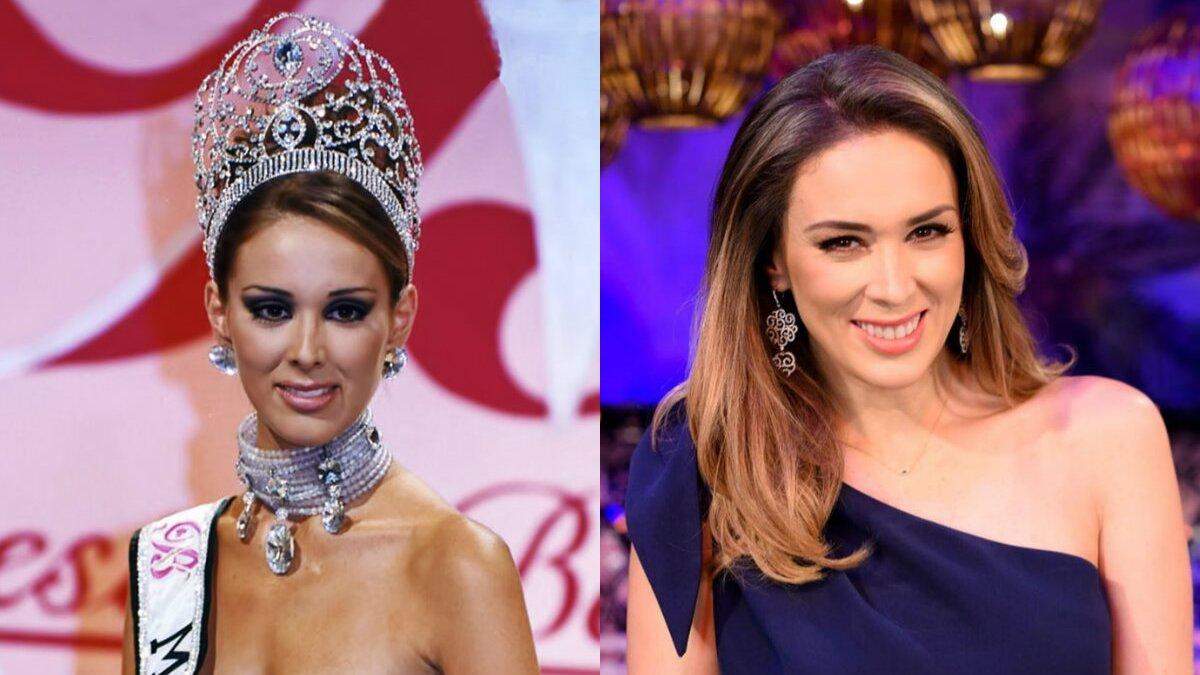 De reina de belleza a una neta divina, la radical transformación de Jacqueline Bracamontes - Las Estrellas TV