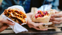 ¡A comer! Tortas y garnachas NO son las causantes de la obesidad