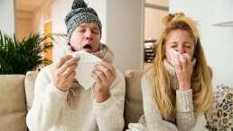 Cómo diferenciar entre un resfriado común y la influenza