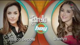 LAS ESTRELLAS DE HOY: SHERLYN Y JESSICA DECOTE