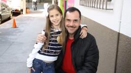 ¡Iván Caraza habla de la belleza interior y las niñas que crecen muy rápido!