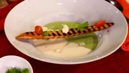 Receta: ¡Crema de queso y crema de cilantro!