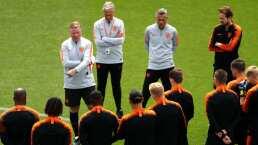 Koeman no quiere sorpresas en un nuevo clásico Holanda vs. Alemania